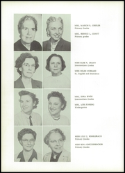 Page 16, 1957 Edition, Pine Plains Central High School - Log Yearbook (Pine Plains, NY) online yearbook collection