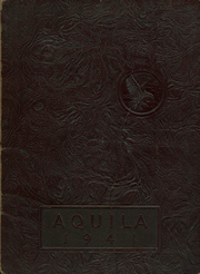 1941 Edition, St Johns Academy - Aquila Yearbook (Plattsburgh, NY)