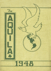 1948 Edition, St Johns Academy - Aquila Yearbook (Plattsburgh, NY)