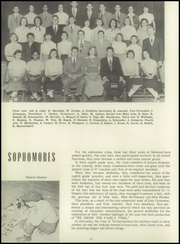 Page 14, 1952 Edition, Oakwood School - Quercus Yearbook (Poughkeepsie, NY) online yearbook collection