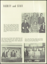 Page 9, 1952 Edition, Oakwood School - Quercus Yearbook (Poughkeepsie, NY) online yearbook collection