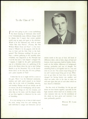 Page 13, 1955 Edition, Oakwood School - Quercus Yearbook (Poughkeepsie, NY) online yearbook collection