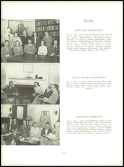 Page 14, 1955 Edition, Oakwood School - Quercus Yearbook (Poughkeepsie, NY) online yearbook collection