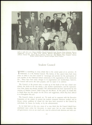 Page 16, 1955 Edition, Oakwood School - Quercus Yearbook (Poughkeepsie, NY) online yearbook collection