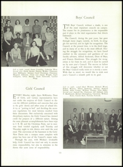 Page 17, 1955 Edition, Oakwood School - Quercus Yearbook (Poughkeepsie, NY) online yearbook collection