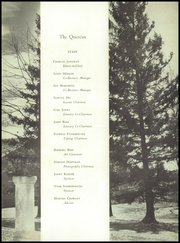 Page 7, 1955 Edition, Oakwood School - Quercus Yearbook (Poughkeepsie, NY) online yearbook collection