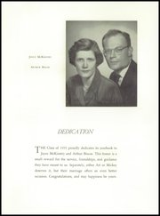Page 9, 1955 Edition, Oakwood School - Quercus Yearbook (Poughkeepsie, NY) online yearbook collection