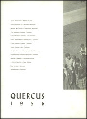 Page 6, 1956 Edition, Oakwood School - Quercus Yearbook (Poughkeepsie, NY) online yearbook collection