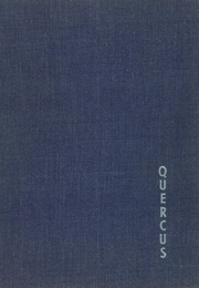 Oakwood School - Quercus Yearbook (Poughkeepsie, NY) online yearbook collection, 1957 Edition, Page 1