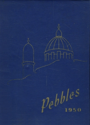 Page 1, 1950 Edition, St Johns Academy - Pebbles Yearbook (Rensselaer, NY) online yearbook collection