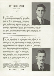 Page 13, 1947 Edition, Riverdale Country School for Boys - Riverdalian Yearbook (Riverdale, NY) online yearbook collection
