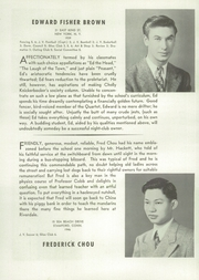 Page 14, 1947 Edition, Riverdale Country School for Boys - Riverdalian Yearbook (Riverdale, NY) online yearbook collection