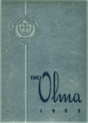 1952 Edition, Our Lady of Mercy Academy - Olma Yearbook (Syosset, NY)