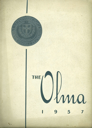 1957 Edition, Our Lady of Mercy Academy - Olma Yearbook (Syosset, NY)