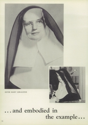Page 14, 1957 Edition, Our Lady of Mercy Academy - Olma Yearbook (Syosset, NY) online yearbook collection
