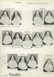 Page 16, 1957 Edition, Our Lady of Mercy Academy - Olma Yearbook (Syosset, NY) online yearbook collection