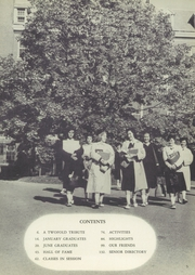 Page 9, 1957 Edition, Our Lady of Mercy Academy - Olma Yearbook (Syosset, NY) online yearbook collection