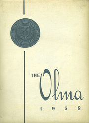 1958 Edition, Our Lady of Mercy Academy - Olma Yearbook (Syosset, NY)