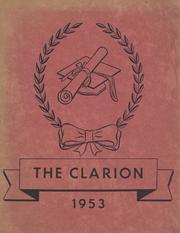 1953 Edition, Sharon Springs Central High School - Clarion Yearbook (Sharon Springs, NY)