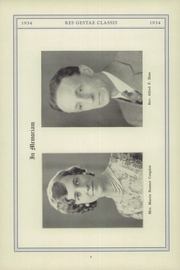 Page 10, 1934 Edition, Stony Brook School - Res Gestae Yearbook (Stony Brook, NY) online yearbook collection