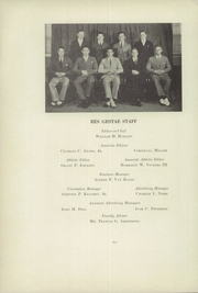 Page 12, 1935 Edition, Stony Brook School - Res Gestae Yearbook (Stony Brook, NY) online yearbook collection