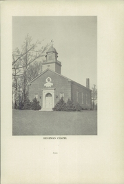 Page 13, 1935 Edition, Stony Brook School - Res Gestae Yearbook (Stony Brook, NY) online yearbook collection