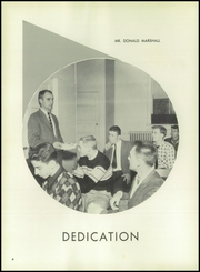 Page 10, 1957 Edition, Stony Brook School - Res Gestae Yearbook (Stony Brook, NY) online yearbook collection