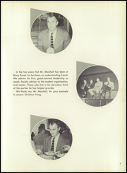 Page 11, 1957 Edition, Stony Brook School - Res Gestae Yearbook (Stony Brook, NY) online yearbook collection