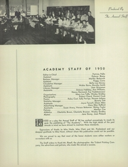 Page 8, 1950 Edition, Onondaga Valley Academy - Yearbook (Syracuse, NY) online yearbook collection