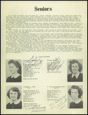 Page 14, 1944 Edition, Wayland Central High School - Hi Lites Yearbook (Wayland, NY) online yearbook collection