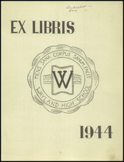 Page 3, 1944 Edition, Wayland Central High School - Hi Lites Yearbook (Wayland, NY) online yearbook collection