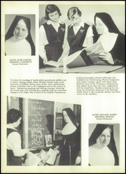 Page 14, 1957 Edition, St Marys Institute - Echoes Yearbook (Amsterdam, NY) online yearbook collection