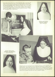 Page 15, 1957 Edition, St Marys Institute - Echoes Yearbook (Amsterdam, NY) online yearbook collection