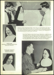 Page 16, 1957 Edition, St Marys Institute - Echoes Yearbook (Amsterdam, NY) online yearbook collection