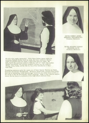 Page 17, 1957 Edition, St Marys Institute - Echoes Yearbook (Amsterdam, NY) online yearbook collection