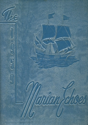 Page 1, 1959 Edition, St Marys Institute - Echoes Yearbook (Amsterdam, NY) online yearbook collection