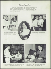 Page 11, 1959 Edition, St Marys Institute - Echoes Yearbook (Amsterdam, NY) online yearbook collection