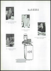 Page 10, 1951 Edition, Berne Knox Central Schools - Memoir Yearbook (Berne, NY) online yearbook collection