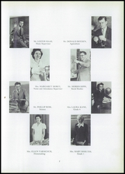 Page 11, 1951 Edition, Berne Knox Central Schools - Memoir Yearbook (Berne, NY) online yearbook collection