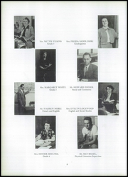 Page 12, 1951 Edition, Berne Knox Central Schools - Memoir Yearbook (Berne, NY) online yearbook collection