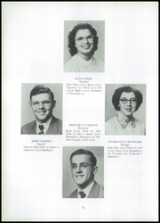 Page 16, 1951 Edition, Berne Knox Central Schools - Memoir Yearbook (Berne, NY) online yearbook collection