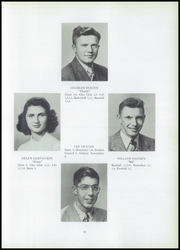 Page 17, 1951 Edition, Berne Knox Central Schools - Memoir Yearbook (Berne, NY) online yearbook collection