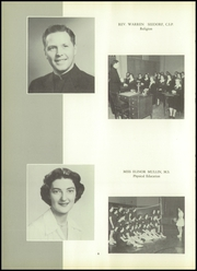 Page 12, 1954 Edition, Academy of the Sacred Heart of Mary - Nytana Yearbook (New York, NY) online yearbook collection
