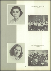 Page 13, 1954 Edition, Academy of the Sacred Heart of Mary - Nytana Yearbook (New York, NY) online yearbook collection