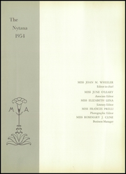Page 5, 1954 Edition, Academy of the Sacred Heart of Mary - Nytana Yearbook (New York, NY) online yearbook collection