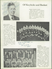 Concordia Preparatory - Concordian Yearbook (Bronxville, NY) online yearbook collection, 1950 Edition, Page 34