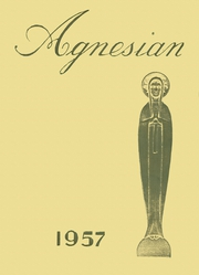 Page 1, 1957 Edition, St Agnes Seminary School - Agnesian Yearbook (Brooklyn, NY) online yearbook collection