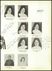 Page 17, 1957 Edition, St Agnes Seminary School - Agnesian Yearbook (Brooklyn, NY) online yearbook collection