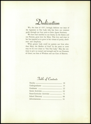 Page 9, 1957 Edition, St Agnes Seminary School - Agnesian Yearbook (Brooklyn, NY) online yearbook collection