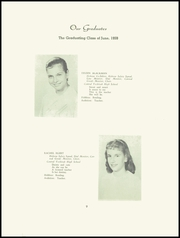 Page 11, 1959 Edition, Yeshivah Ohel Moshe - Ohelite Yearbook (Brooklyn, NY) online yearbook collection